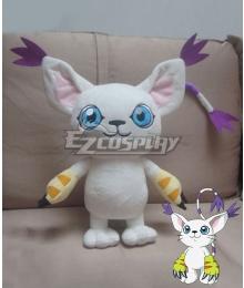 Digimon Adventure Digital Monster Tailmon Doll Cosplay Accessory Prop