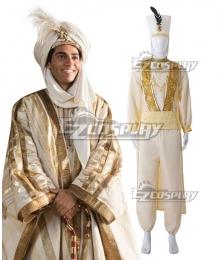 Disney 2019 Movie Aladdin Prince Ali Cosplay Costume