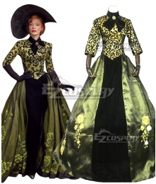 Disney Cinderella Movie Stepmother Cosplay Costume