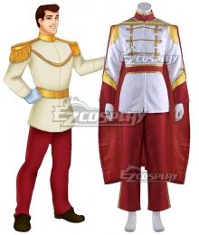 Disney Cinderella Prince Henry Cosplay Costume