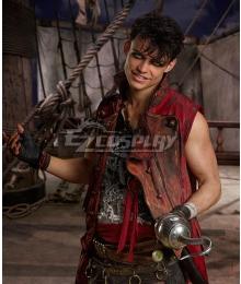 Disney Descendants 2 Harry Hook Pirate Cosplay Costume