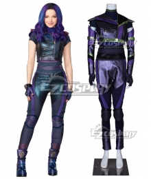 Disney Descendants 3 Mal Cosplay Costume