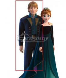 Disney Frozen 2 Kristoff New Edition Cosplay Costume