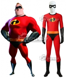 Disney Incredibles 2 Bob Parr Cosplay Costume