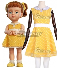 Disney Pixar Toy Story 4 Gabby Cosplay Costume