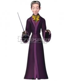 Disney Princess Sofia Cedric Cosplay Costume