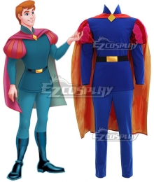 Disney Sleeping Beauty Prince Phillip Cosplay Costume - B Edition