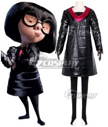 Disney The Incredibles 2 Edna Mode Cosplay Costume