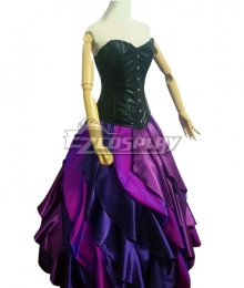 Disney The Little Mermaid Ursula Cosplay Costume