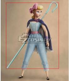 Disney Toy Story 4 Bo Peep Cosplay Weapon Prop
