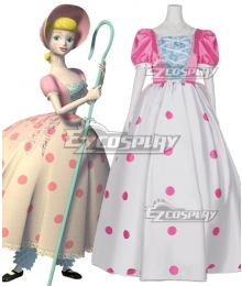 Disney Toy Story Little Bo Peep Cosplay Costume