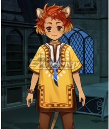 Disney Twisted Wonderland Cheka Cosplay Costume