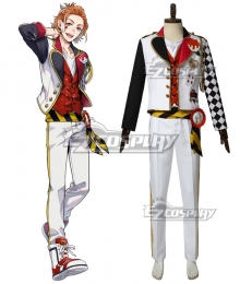 Disney Twisted Wonderland HEARTSLABYUL Cater Diamond Cosplay Costume