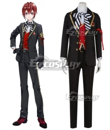 Disney Twisted Wonderland Heartslabyul Riddle Rosehearts Cosplay Costume