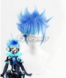 Disney Twisted Wonderland Ignihyde Ortho Shroud Blue Cosplay Wig