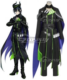 Disney Twisted Wonderland Malleus Draconia Cosplay Costume