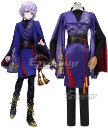 Disney Twisted Wonderland Pomefiore Epel Felmier Cosplay Costume