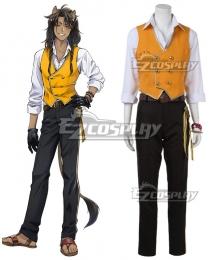 Disney Twisted Wonderland Savanaclaw Jack Howl Cosplay Costume
