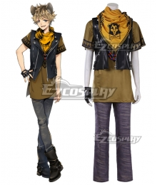 Disney Twisted Wonderland Savanaclaw Ruggie Bucchi Cosplay Costume - B Edition