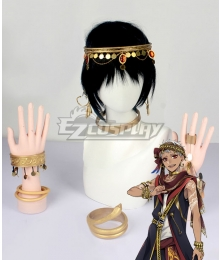 Disney Twisted Wonderland Scarabia Kalim Al-Asim Cosplay Accessory Prop