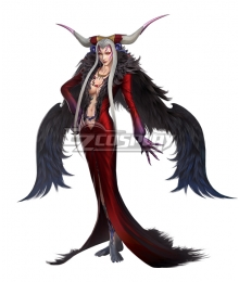 Dissidia Final Fantasy NT FF8 Ultimecia Cosplay Costume