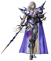 Dissidia Final Fantasy NT Paladin Cecil Fullset Cosplay Costume