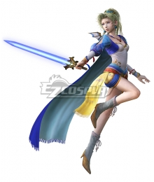 Dissidia Final Fantasy NT Terra The Esper's Progeny Cosplay Costume