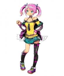 Dohna Dohna Kirakira Cosplay Costume