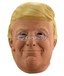 Donald Trump Halloween Mask Hamlet Cosplay Accessory Prop