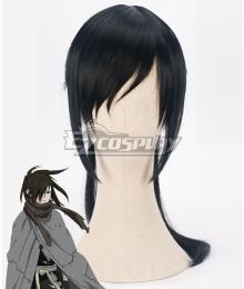 Dororo Hyakkimaru Black Cosplay Wig