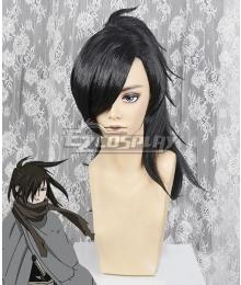 Dororo Hyakkimaru Black Cosplay Wig - A Edition