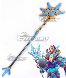 DotA 2 Rylai Crystal Maiden Wand Cosplay Weapon Prop