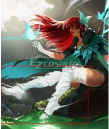 Dota 2 Ti10 Compass of the Rising Gale Windranger White Shoes Cosplay Boots