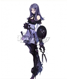 Drag On Dragoon 3 DOD3 Three Cosplay Costume