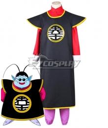 Dragon Ball North Kaio Cosplay Costume