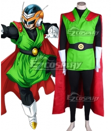 Dragon Ball Son Gohan Super Great Saiyaman Cosplay Costume
