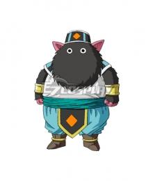 Dragon Ball Super 1st Universe Hakaishin Iwen Cosplay Costume