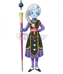 Dragon Ball Super Angel of Universe 10  Kusu Cosplay Costume