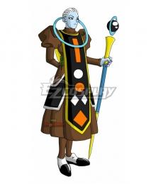 Dragon Ball Super Angel of Universe 8 Korn Cosplay Costume