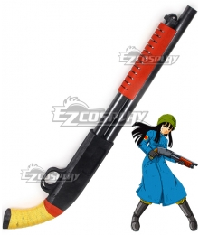 Dragon Ball Super Future Mai Gun Cosplay Weapon Prop