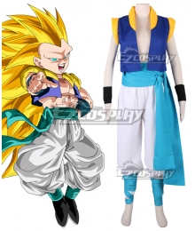 Dragon Ball Super Gotenks Cosplay Costume