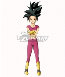 Dragon Ball Super Kefla Cosplay Costume
