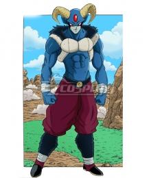 Dragon Ball Super Moro Cosplay Costume