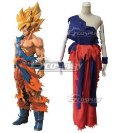 Dragon Ball Super Son Goku Cosplay Costume - C Edition