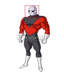 Dragon Ball Super Universe 11 Jiren Head Wear Cosplay Accessory Prop