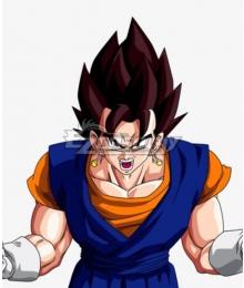 Dragon Ball Super Vegetto Black Cosplay Wig