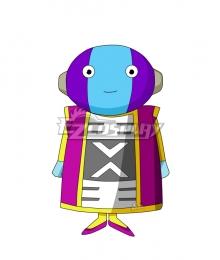 Dragon Ball Super Zeno Cosplay Costume