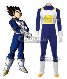 Dragon Ball Z Vegeta Cosplay Costume