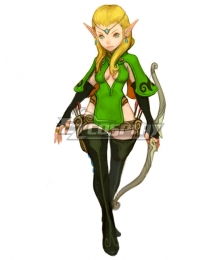 Dragon Nest Archer Cosplay Costume