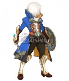 Dragon Nest Cleric Cosplay Costume